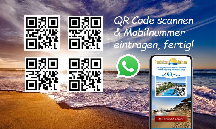 Reiseangebote Per Whatsapp Urlaub Buchen Mit Beratung